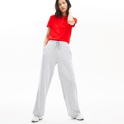 Lacoste Womens Cotton Fleece Track Pants